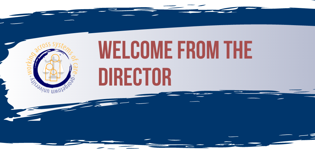 Welcome from Director